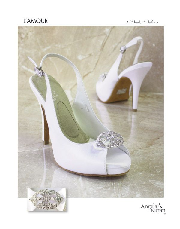 4f32b1f871a Orthopedic wedding shoes that are not ugly! Must find a retailer that sells  Angela Nuran