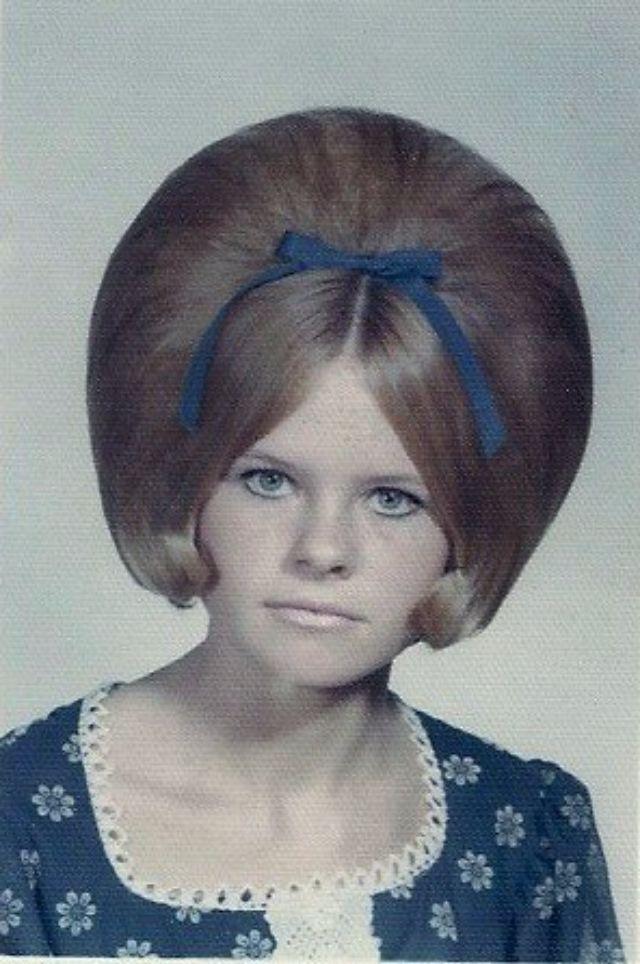 Vintage American Teen Girls' Hairstyles – Female Students ...