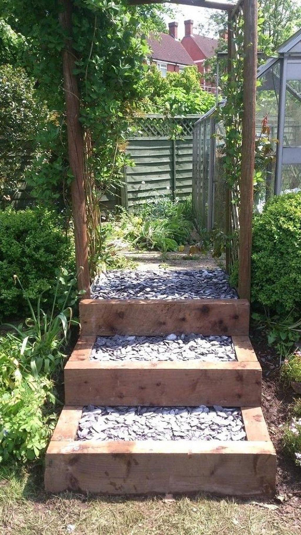 Cool 30+ Beautiful Garden Stairs Ideas https//gardenmagz ...
