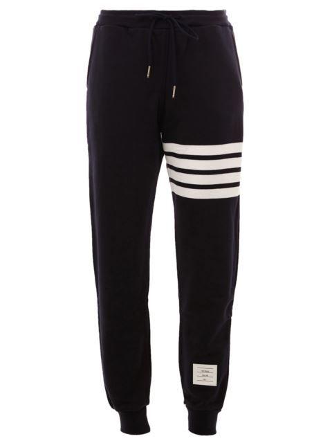 0d1ef9e8e78b THOM BROWNE Stripe Detail Sweat Pants.  thombrowne  cloth  pants Men s  Activewear Pants