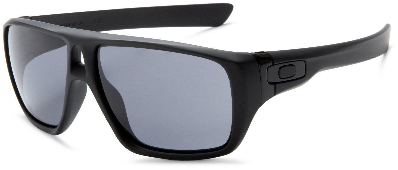 Oakley Men S Dispatch Aviator Sunglasses O Matter Frame Plutonite Polycarbonate Lens 100 Uv Protection Coating L Aviator Sunglasses Oakley Men Grey Lenses