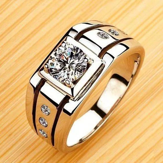 42 Best Men S Engagement Ring Designs Engagementrings Engagementringdesigns Engagementringmens Limanotas Com Cincin Pria Cincin Perak Cincin