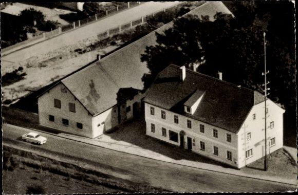 Dachau Gasthaus und Metzgerei Kronschnabel, Pächter