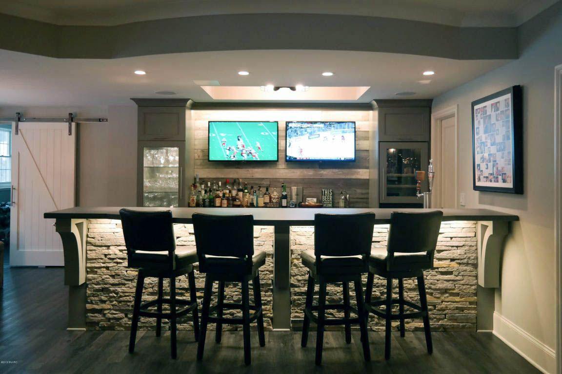exclusive wonderful purple kitchen ideas | Clever Basement Bar Ideas: Making Your Basement Bar Shine ...