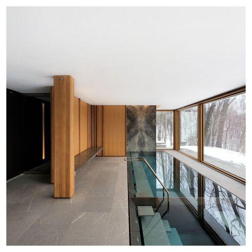 Custom Home Designs Toronto: Styletaboo: Shim-Sutcliffe Architects