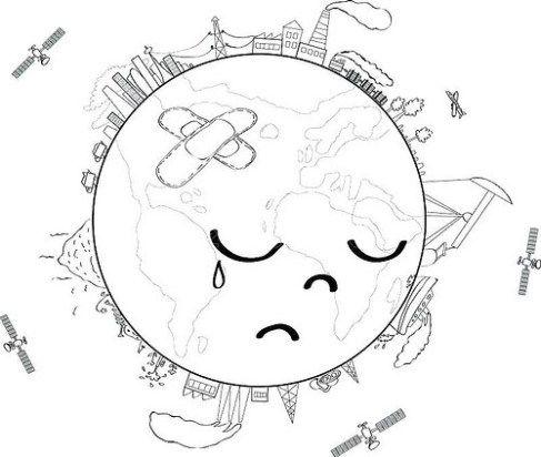 Dibujos De Contaminacion Ambiental Para Ninos Imagenes De La Contaminacion De Contaminacion Ambiental Para Ninos Contaminacion Dibujos Contaminacion Ambiental