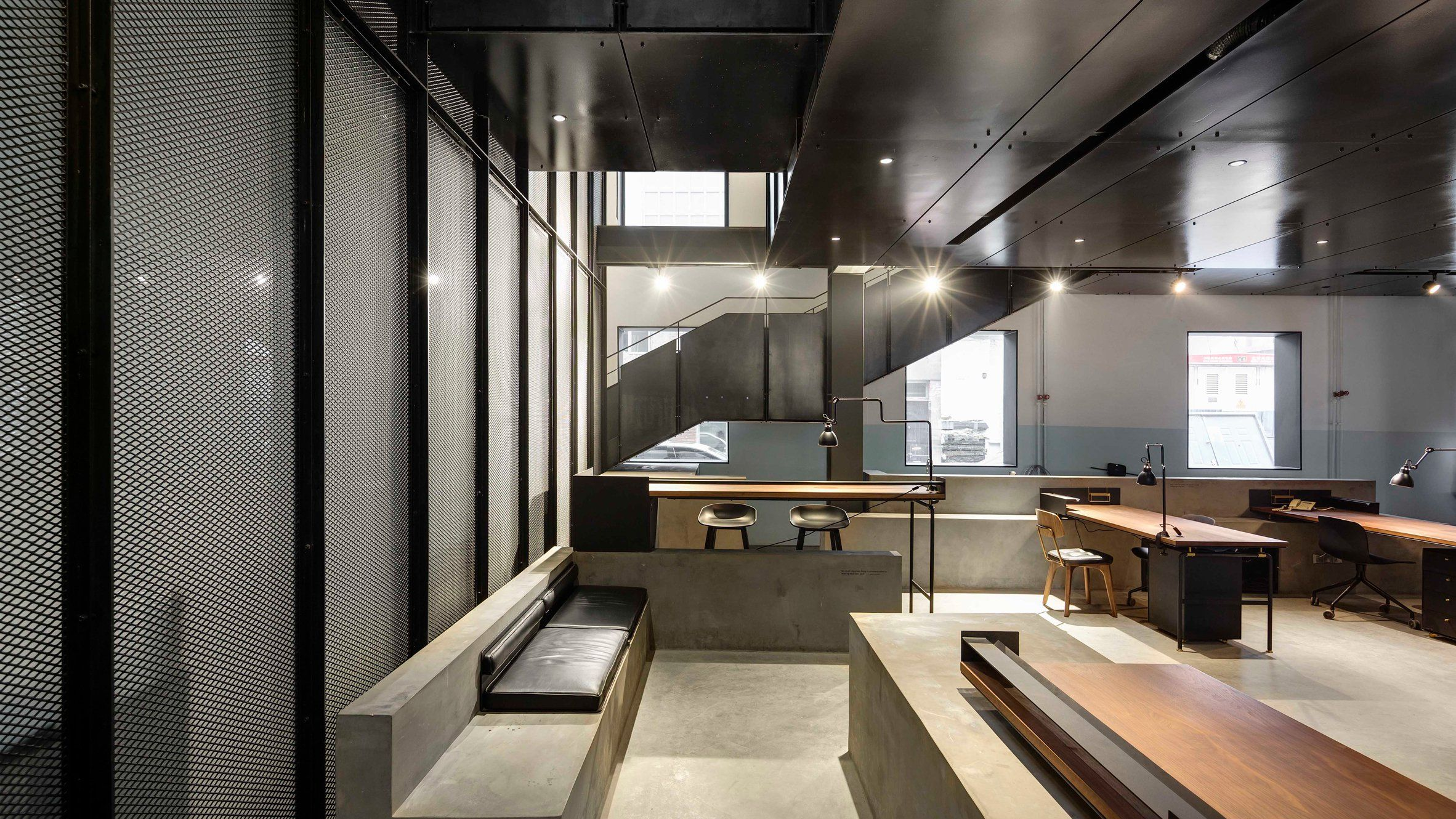 The Garage By Neri Hu Desing Style In Architecture Pinterest