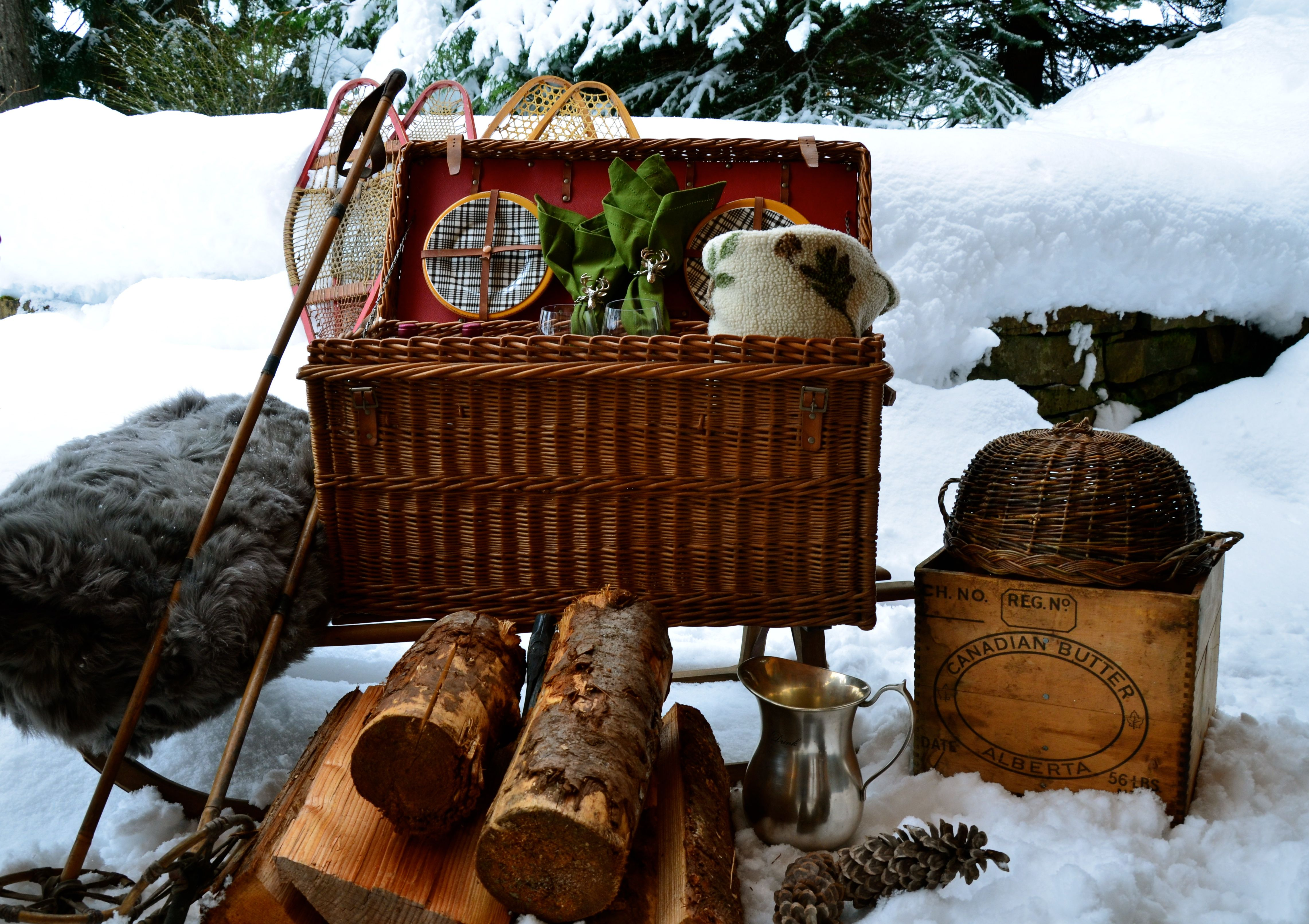 Embrace Winter Urbancountrystyle With Images Winter Picnic Picnic Inspiration Picnic Style