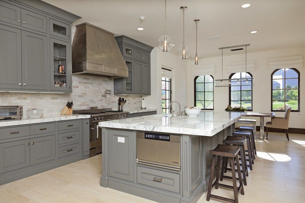 Best Kitchen Traditional With Beige Tile Floor Asian Inspired 640 x 480