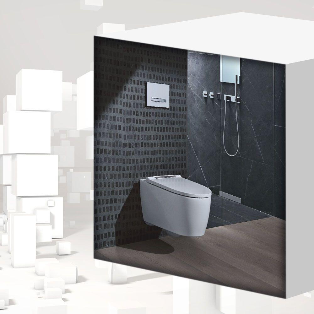 Grenzenloses Badezimmer Geberit One Schafft Mehr Freiraum Und Entspannung Im Bad Dank Fliessender Ubergange Zwische Badezimmer Badezimmer Renovieren Toiletten