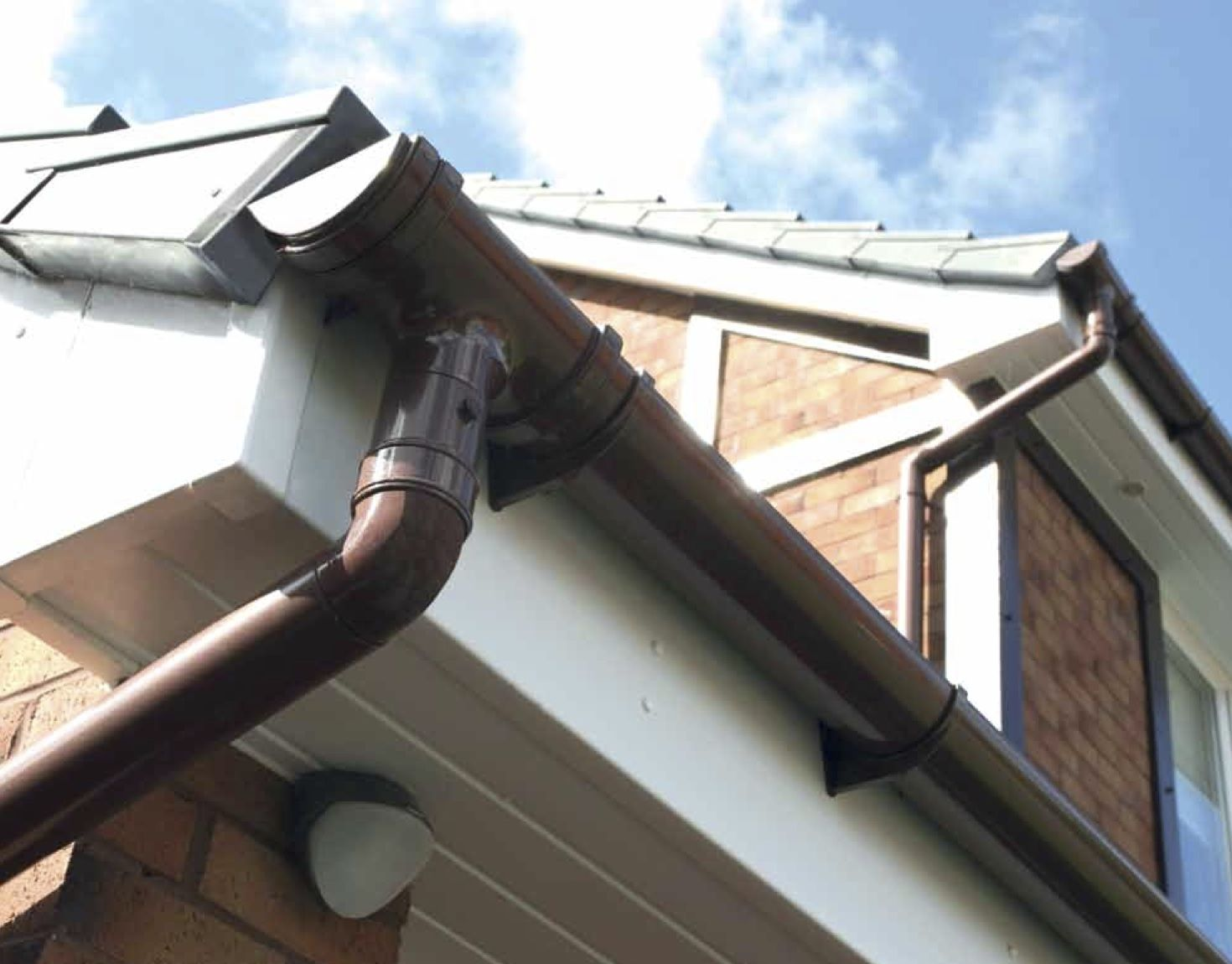 Pvc Aluminum Guttering Repair Services Proficient Services By Professional Is Required How To Install Gutters Pvc Gutters Gutter Repair