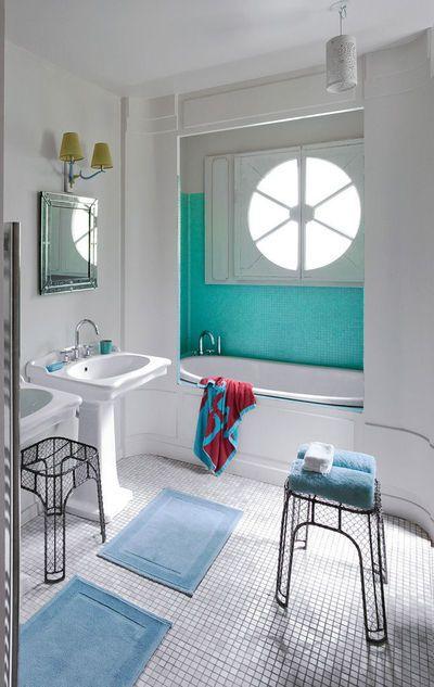 r nover une salle de bains 6 points cl s pour une. Black Bedroom Furniture Sets. Home Design Ideas