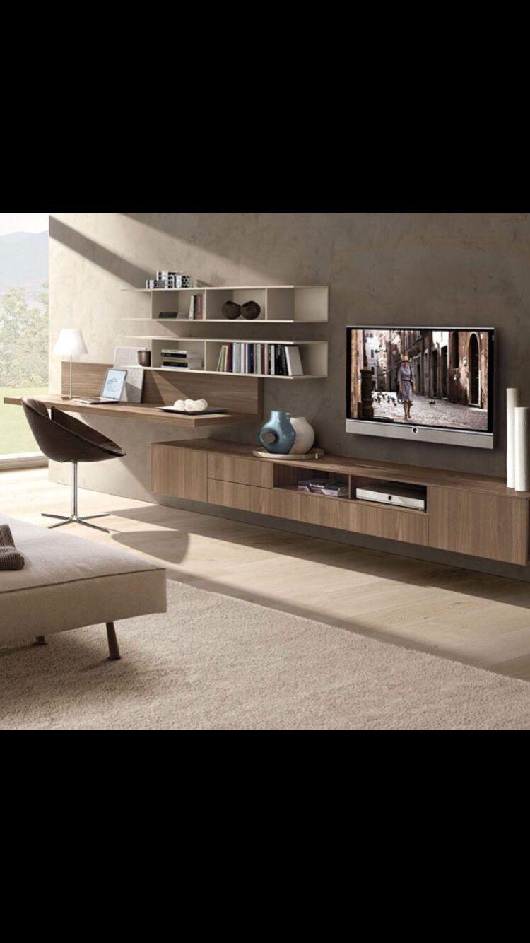 Mueble Cuarto Principal Workspace Pinterest Tv Walls Living  # Muebles Jade Cali