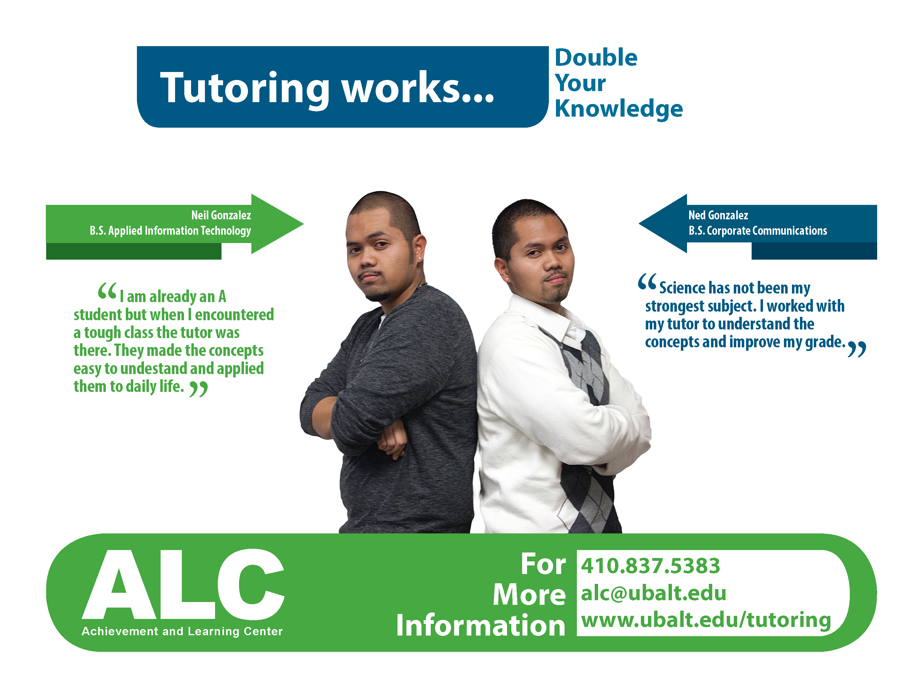A Tutoring Flyer  Print Design