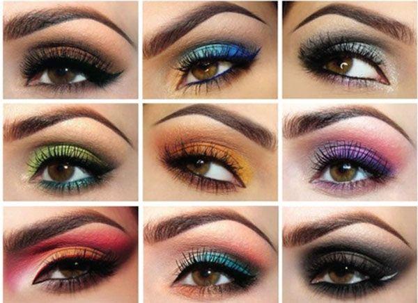 24 37 168 Colors Eyeshadow Palette Powders Matte Shimmer Eye