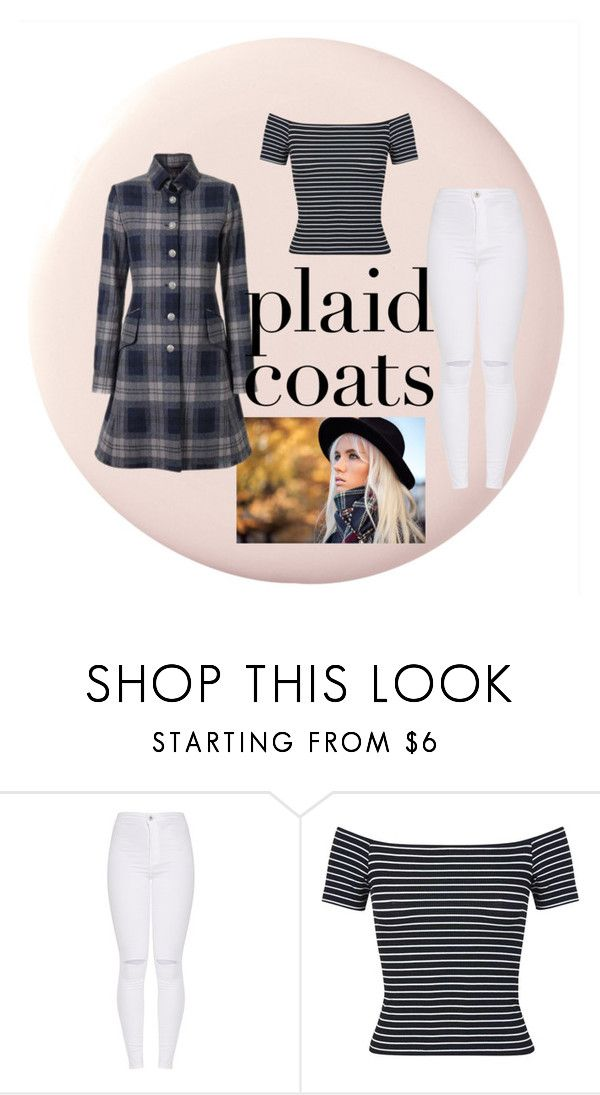"""plaid"" by sophie-jane03 on Polyvore featuring Miss Selfridge"