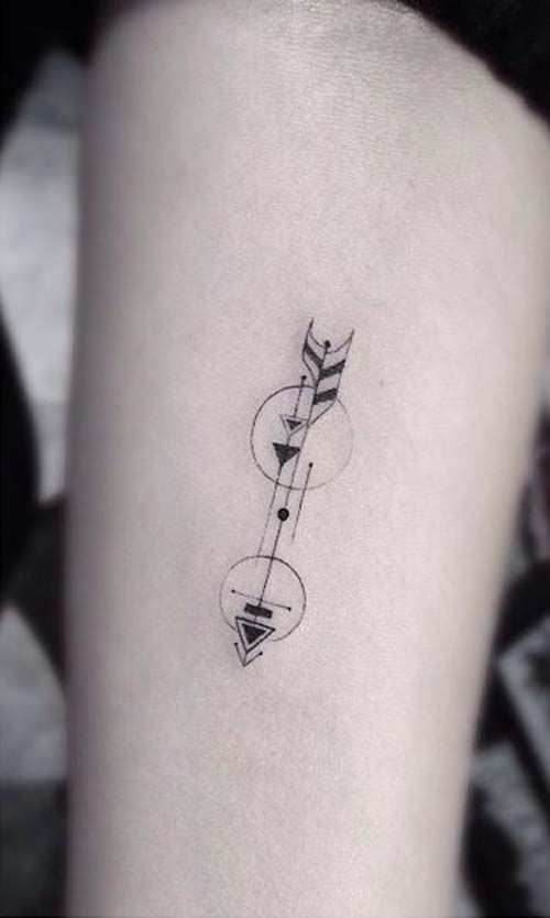 70 Simple And Small Minimalist Tattoos Design Ideas With Images Tasteful Tattoos