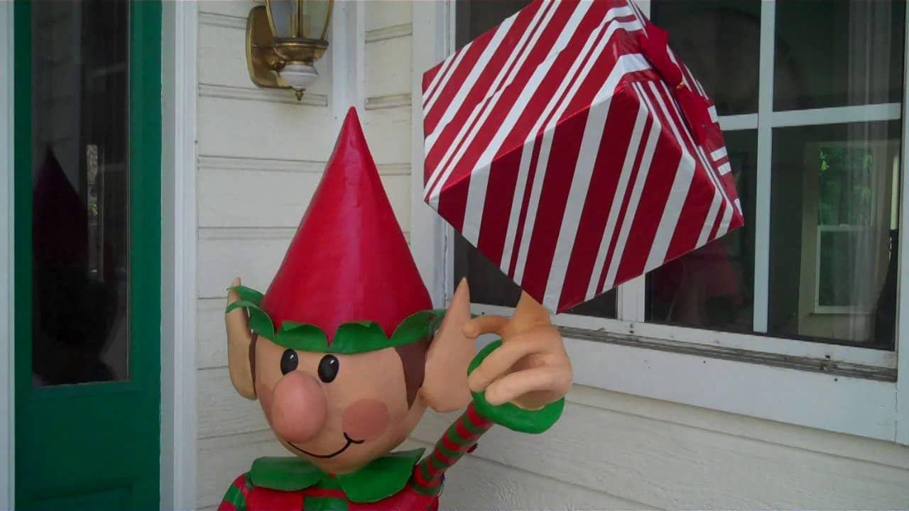 46++ Youtube diy outdoor christmas decorations ideas