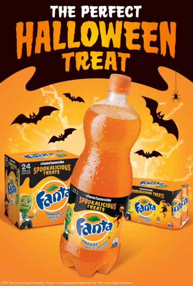 RT leadadvantage1 Fanta aims to own Halloween with new campaign targeting teens and mums #LocalSEO https://t.co/IrmEtuHiHB (to view copy and paste link into browser)