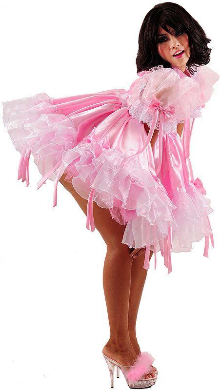 When Girly Means Girly And Then Some Vestidos Con Volantes Vestidos De Bebe Vestidos