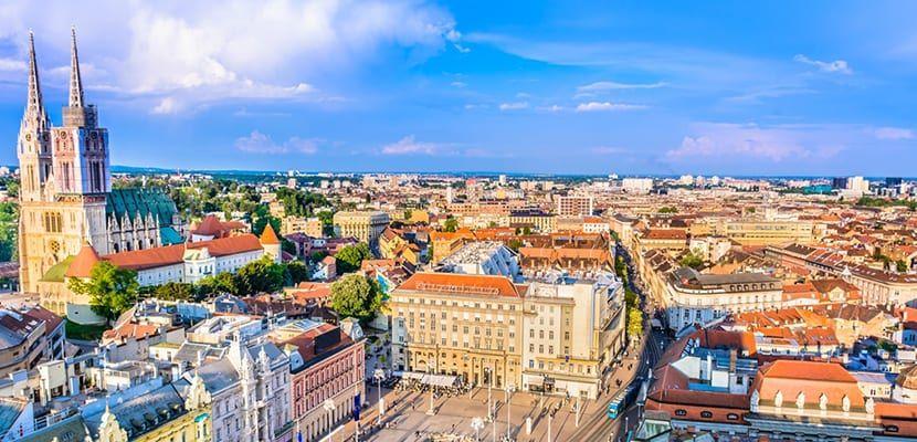 Que Ver En La Ciudad Croata De Zagreb Zagreb Croacia Zagreb Croacia