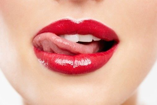 25 Beautiful Glossy Lips That Are Simply Babelicious Glossy