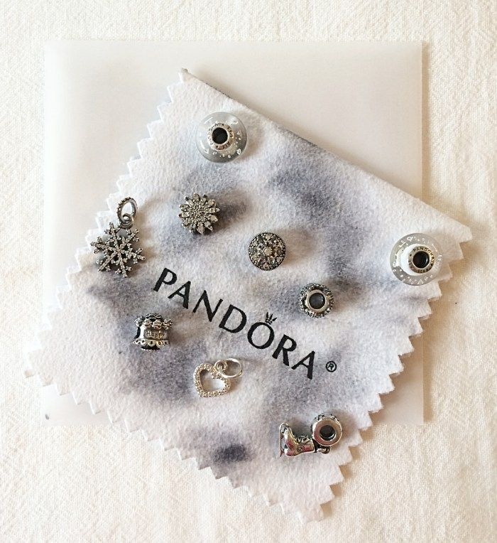 Step 7 Touch Up With A Pandora Polishing Cloth