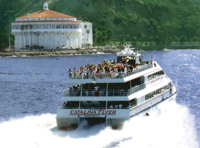 Santa Catalina Island Ferry Tickets