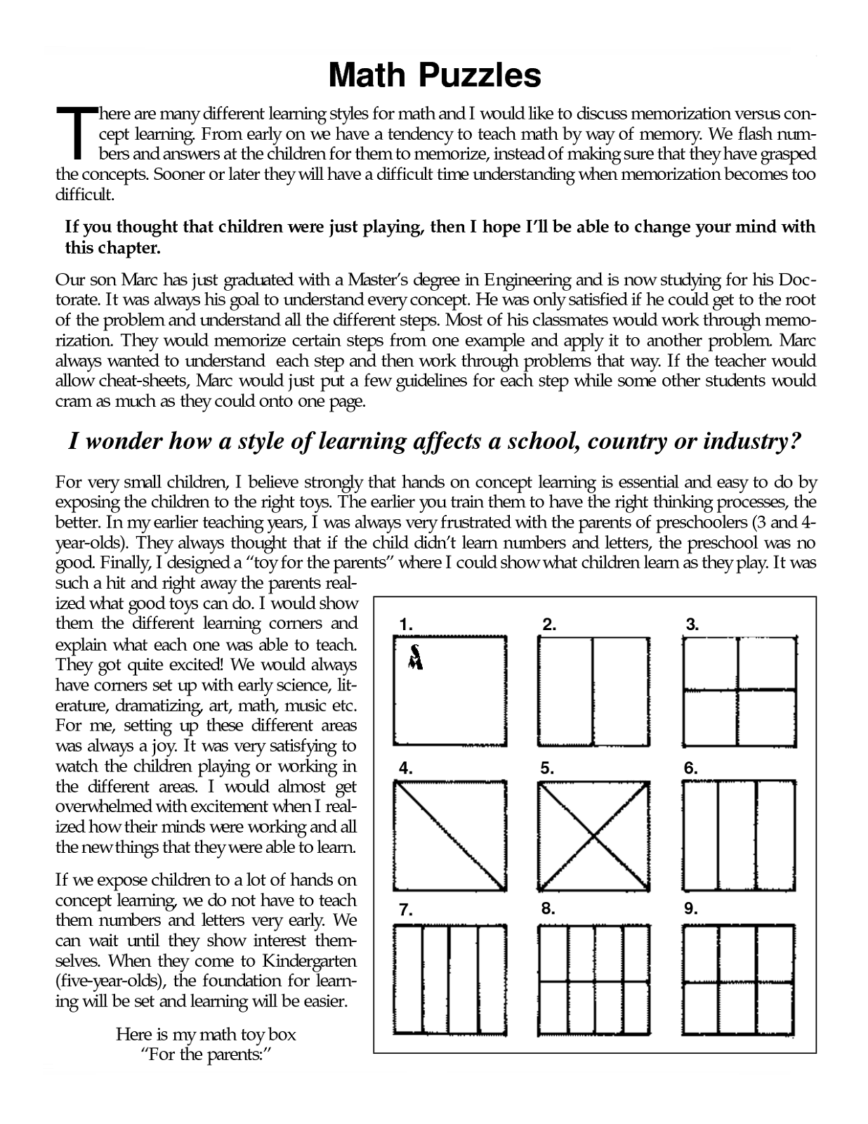 Fun Math Worksheets For Middle School Free In