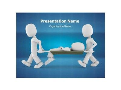 Emergency design template This #PowerPoint #theme can be - nursing powerpoint template