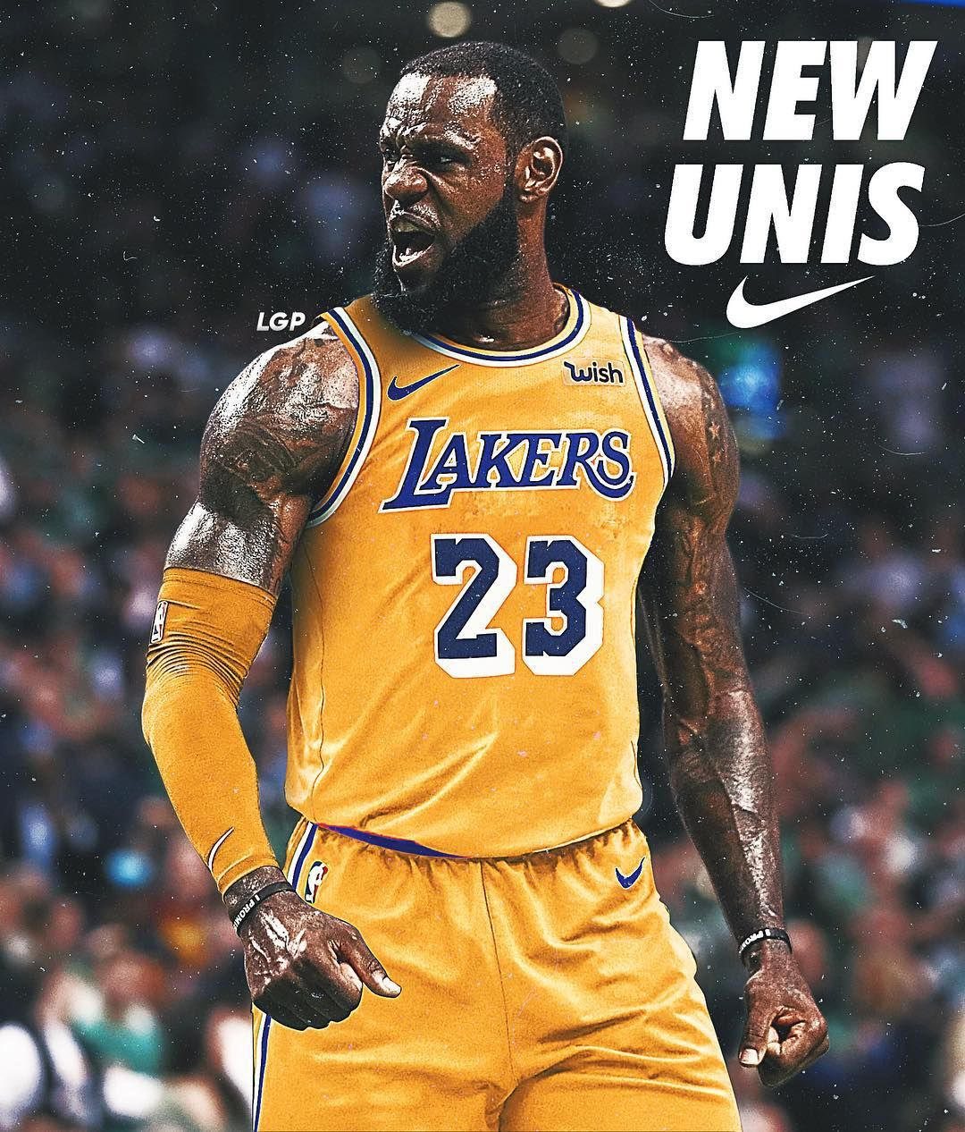 58af6ce59b0 How are u guys feeling these new retro showtime Laker Jerseys that were  shown in some stores and will be officially leaked in a few days