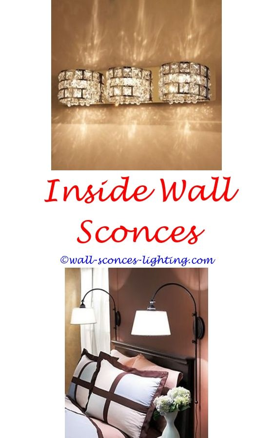 2 Light Wall Fixture Plaster Walls Wall Sconces And Wall Pockets