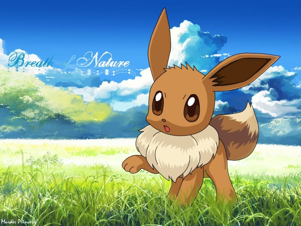 Eevee Pokemon Wallpaper Eeveelution Pinterest