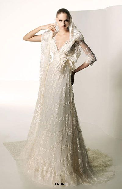 Spanish Wedding Dress Designers - Ocodea.com
