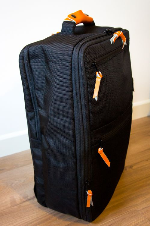 Is this travel backpack perhaps the best carry on luggage Suitcase