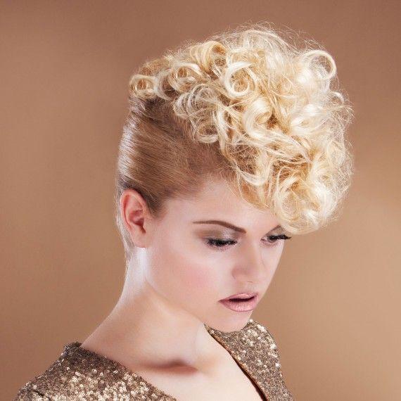 Pin Van Adelina Peterson Op Artistic Hair Design