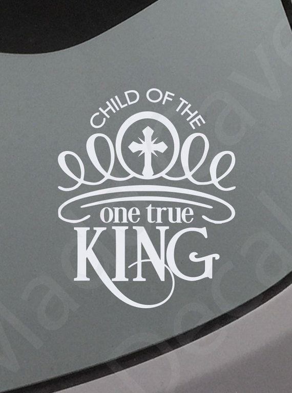 Baseball Softball King Crown Vinyl Decal Sticker Car Truck Window
