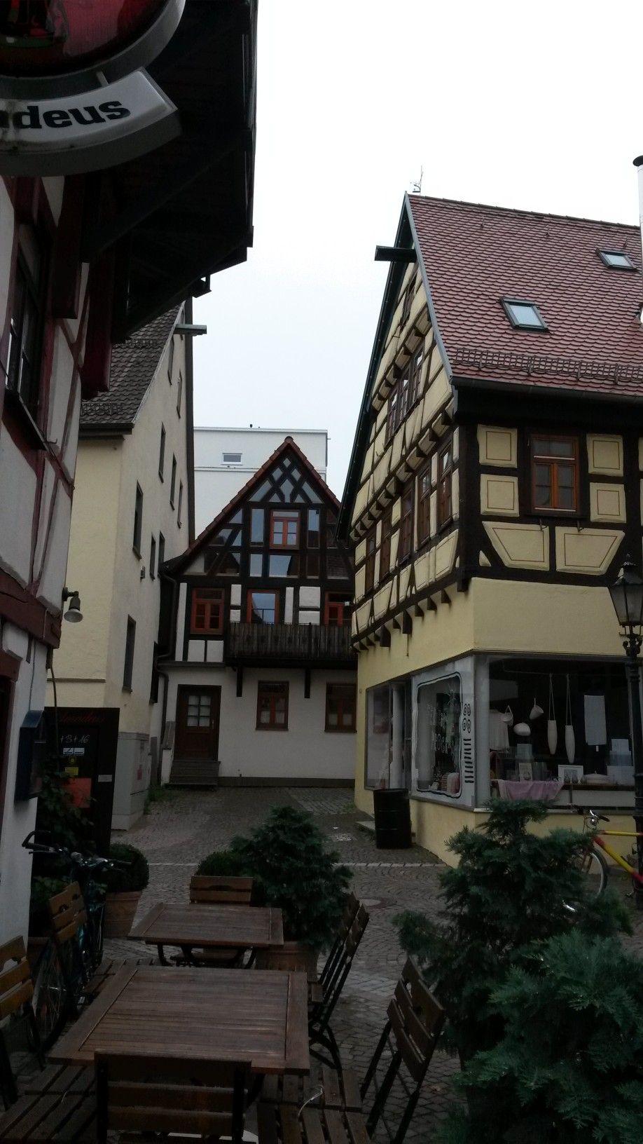 Hintere Gasse Baden, Reisen, Württemberg