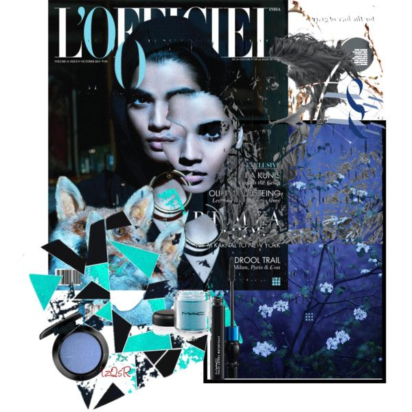 collage, l´officiel, india, october, covers, moda, portadas, fashion, fotomontaje