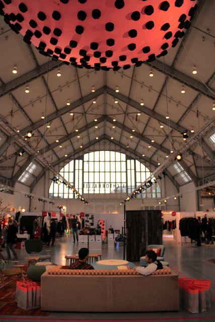 Designmesse BLICKFANG in den Deichtorhallen | Blickfang