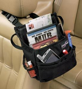 Front Seat Car Organizer In Organizers