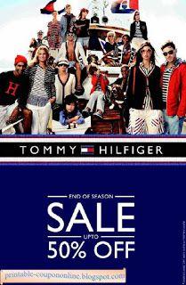 tommy hilfiger uniform coupon
