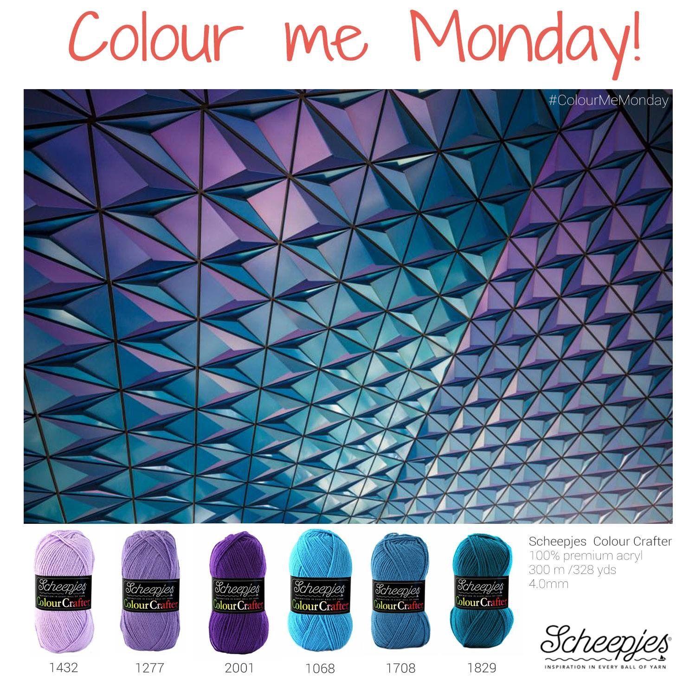 11+ Scheepjes colour crafter patterns info