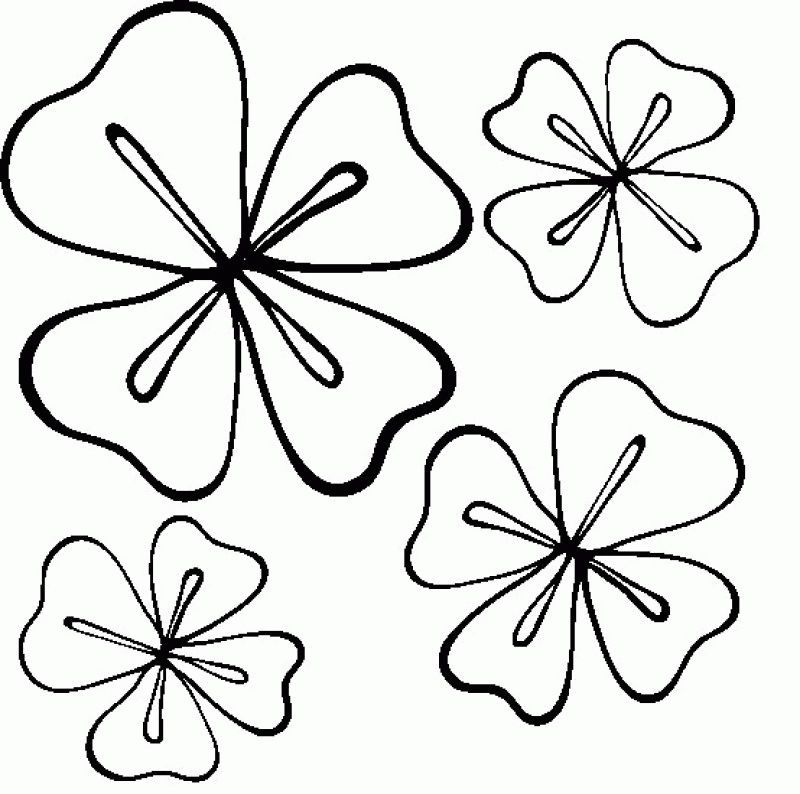 13+ Clover coloring pages printable info
