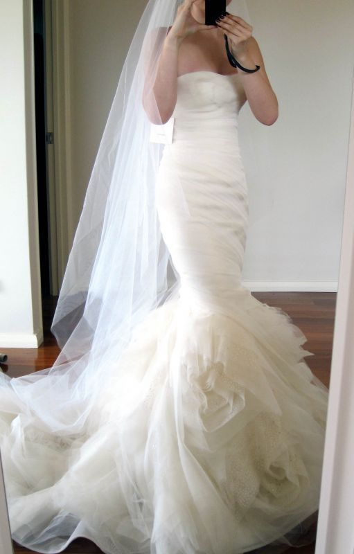 ed2625de417e Vera Wang's 'Gemma' dress | Wedding Dresses | Wedding dresses ...