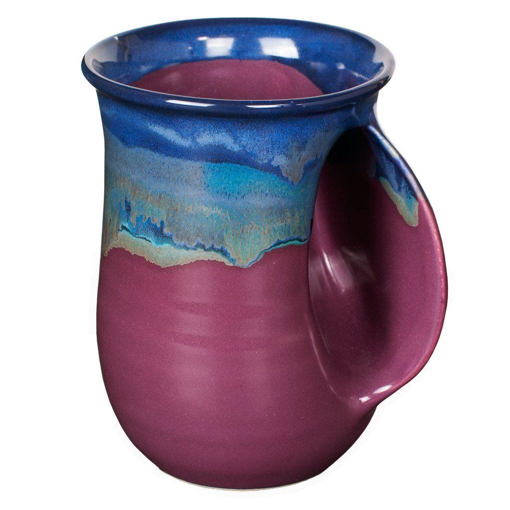Hand Warming Mug Purple Passion - Be Made