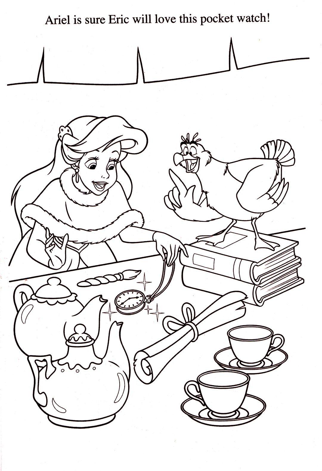 Disney Coloring Pages  Disney coloring pages, Disney princess