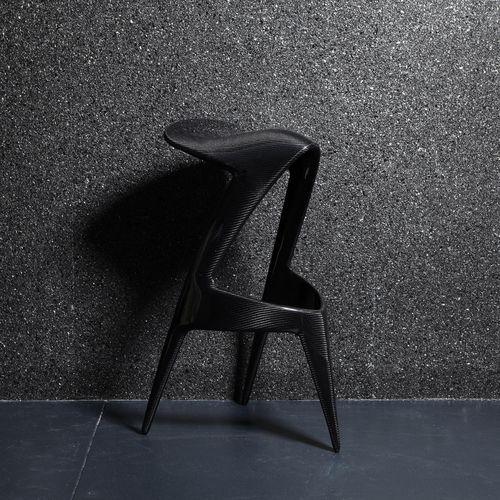 Carbon fiber barstool by Designlush
