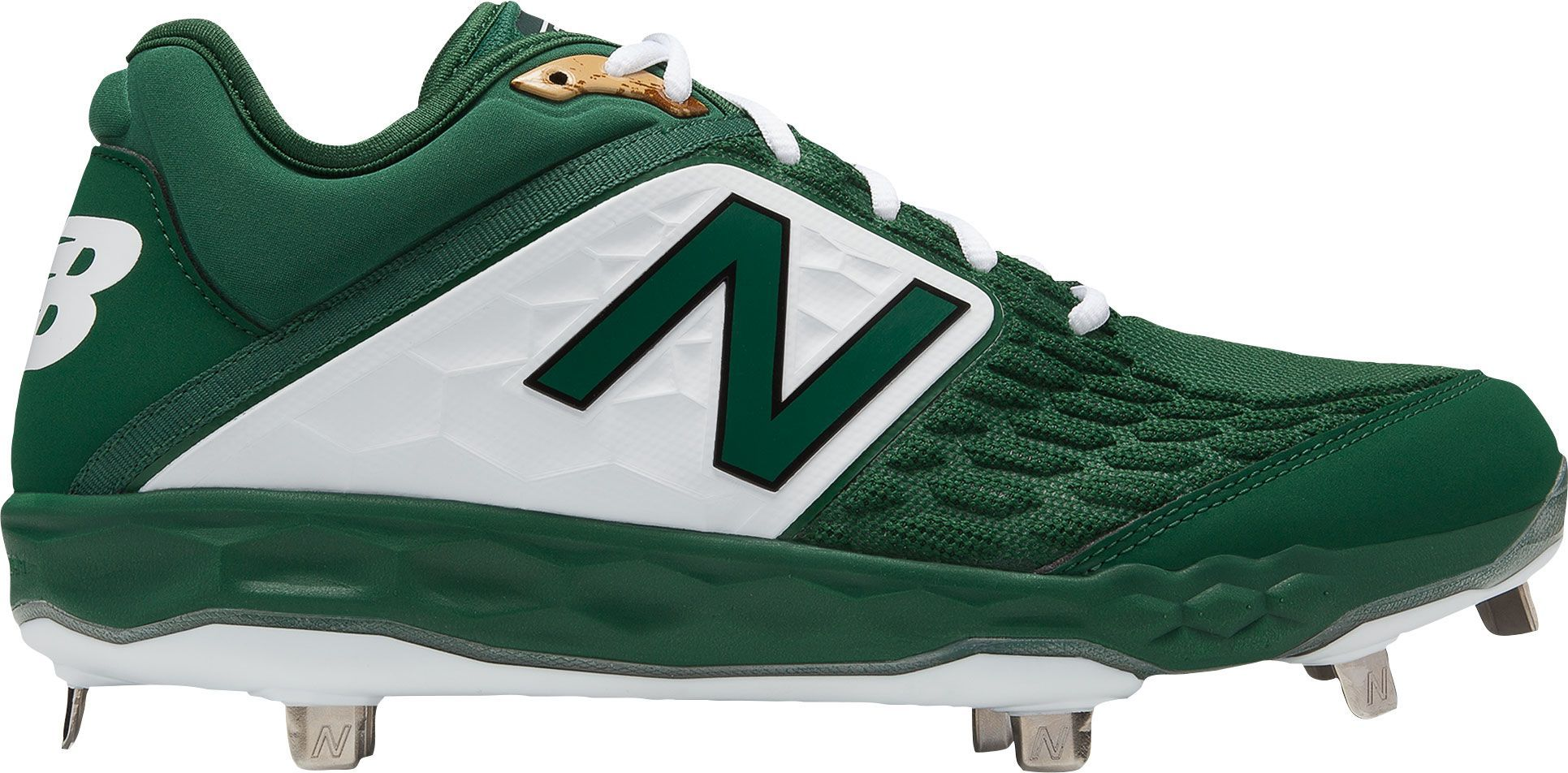 925233eee7269 New Balance Men's 3000 V4 Metal Baseball Cleats, Size: 7.0, Red ...