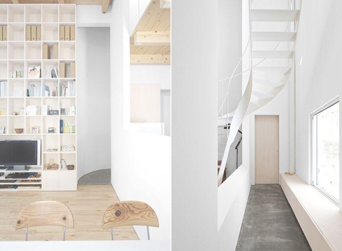 Architecture Minimaliste & Design Contemporain Au Japon